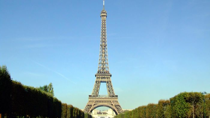 How High Is the Eiffel Tower?