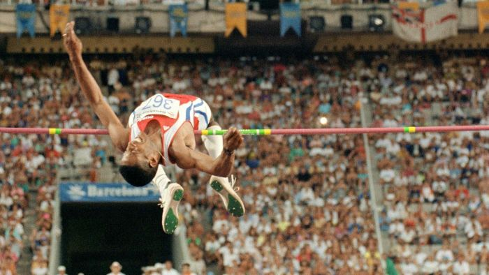 What Is the High Jump Record?