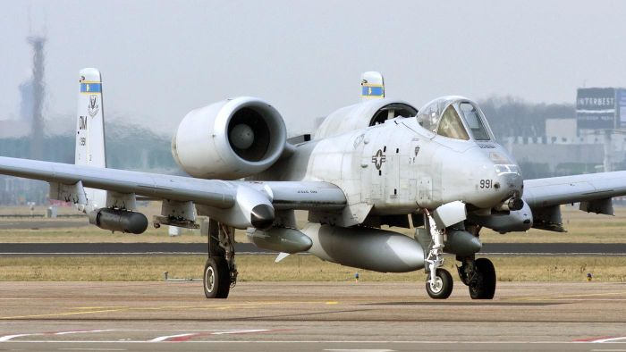 What is the history of the A10 Warthog?