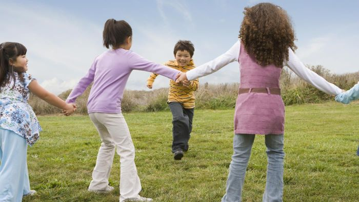 What Is the History of the Outdoor Kids' Game Called Red Rover?