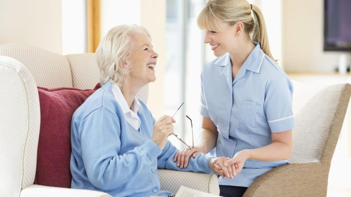 What does home health aide certification qualify you to do?