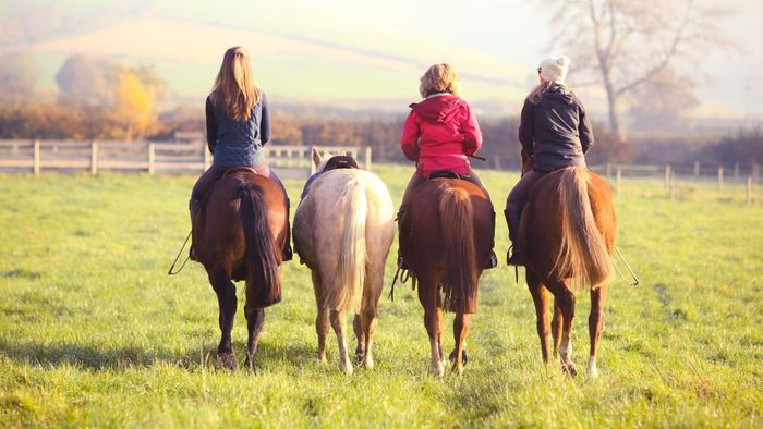 When Was Horseriding Invented?