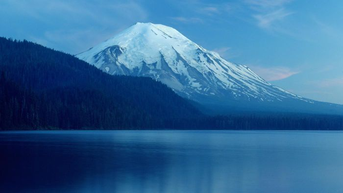 How Did Mount St. Helens Get Its Name?