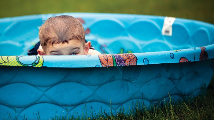 How do you keep the water in a paddling pool clean - Can i use clorox in my swimming pool ...