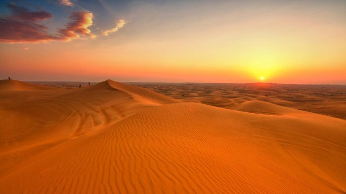 How Many Deserts Are in the World?