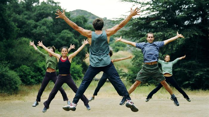 How many jumping jacks does it take to burn 100 calories?