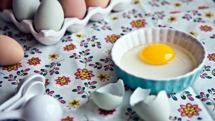 How Much Does an Egg Yolk Weigh?
