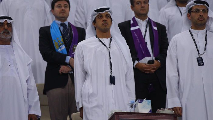 What is Sheikh Mansour's net worth?