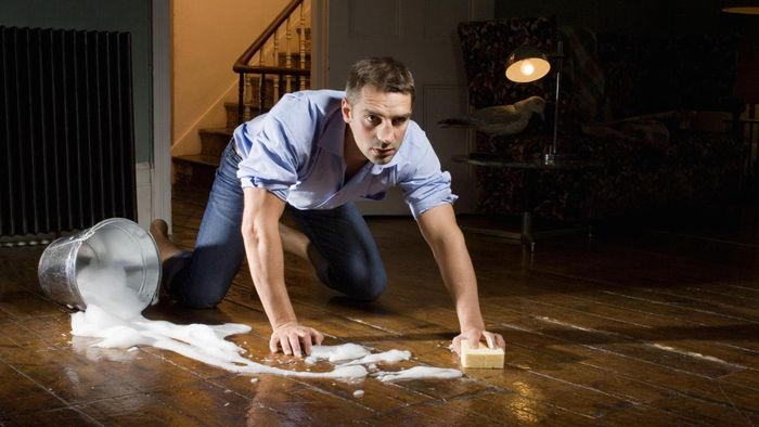 How Do You Get Paint Off Hardwood Floors?