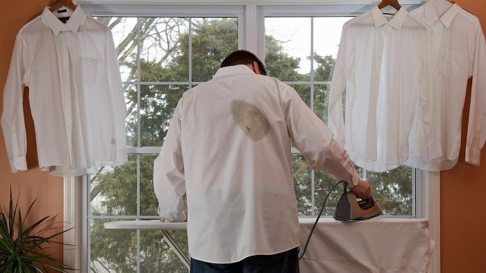 How Do You Remove Scorch Marks From Clothes?