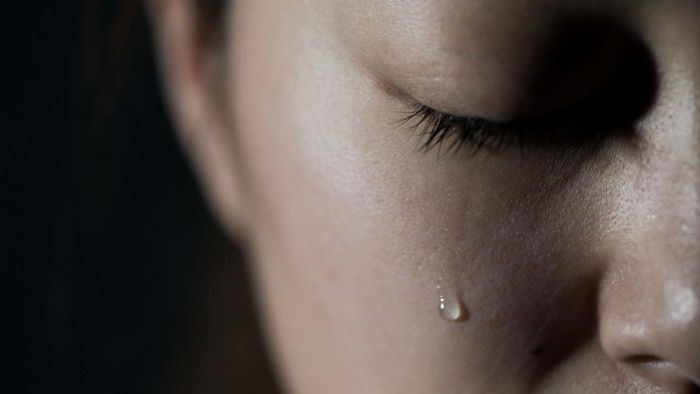 What Are Human Tears Made Of?