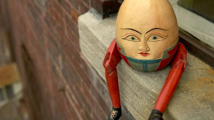 Who Was Humpty Dumpty?