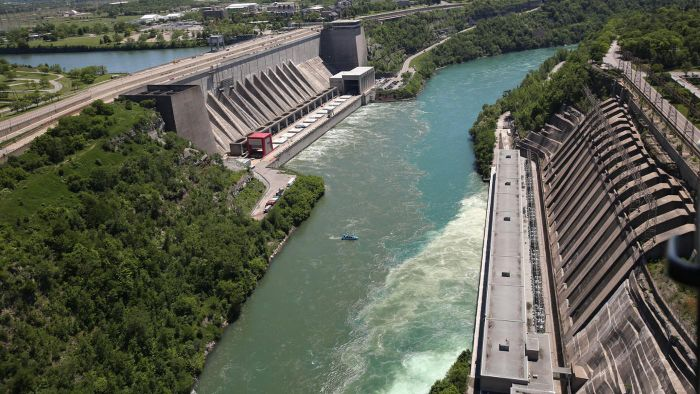 Where Does Hydropower Come From?