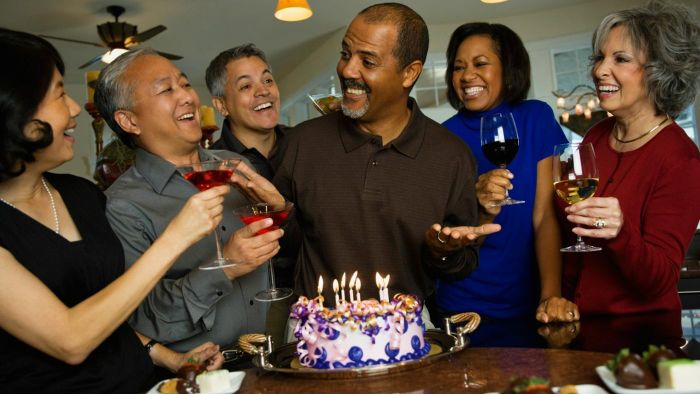 What Are Some Ideas for a 60th Birthday Party?