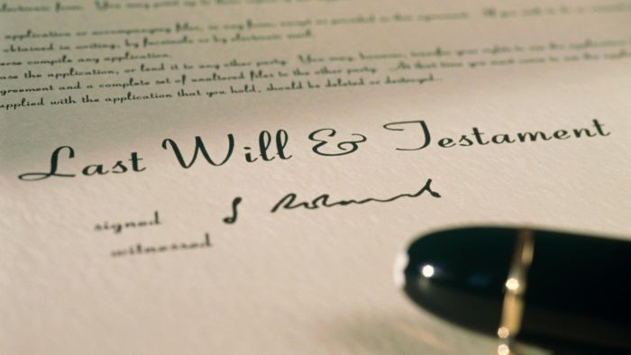 What Is the Importance of a Death Notice When Probating a Will?