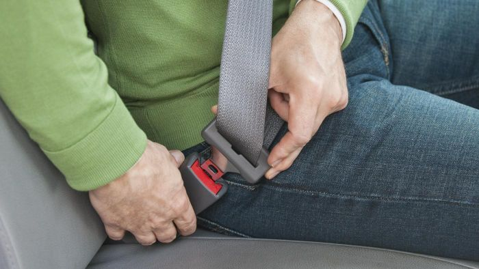 Why Is It Important for People to Wear Seat Belts?