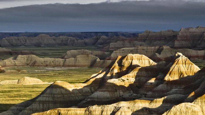 In Which U.S. State Is Badlands National Park Located?