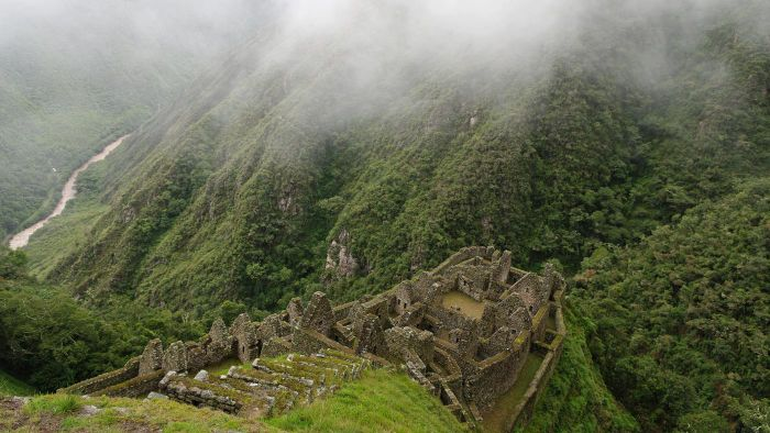 What Was the Inca Empire Devastated By?