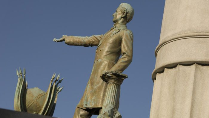 What Are Some Interesting Facts About Jefferson Davis?