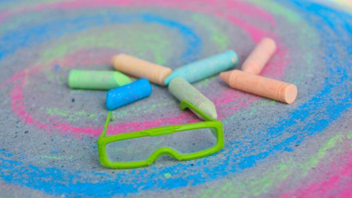 Who Invented Chalk?