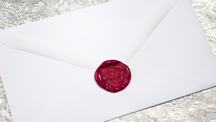 Who Invented the Envelope Seal?