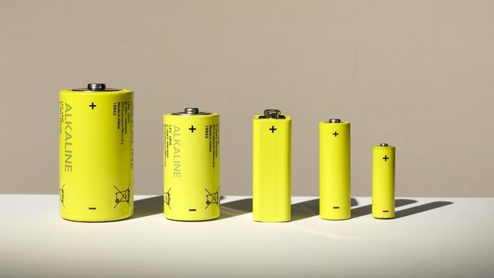 Who invented the first battery?