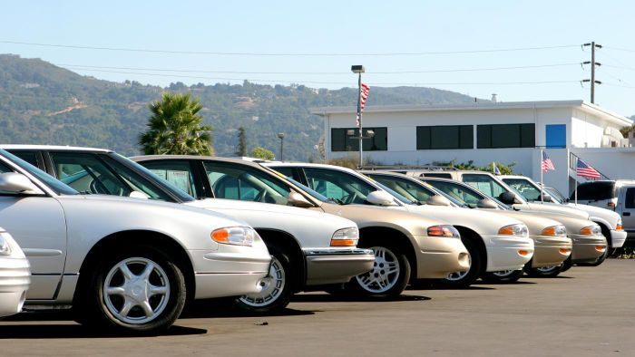 What are the issues to look for when buying a used car?