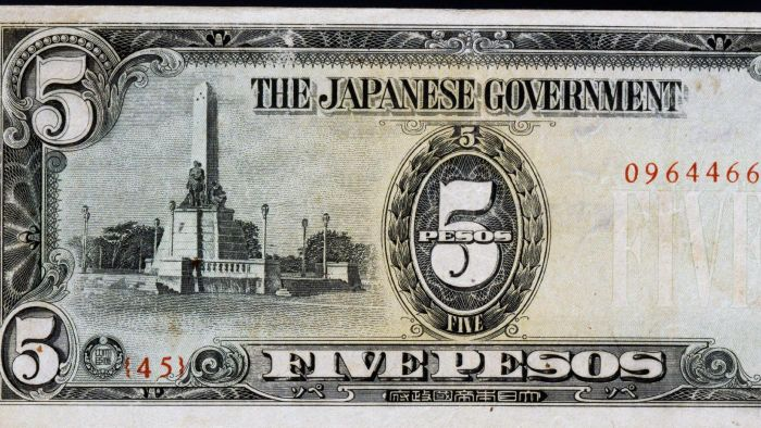 What Are Japanese Pesos?