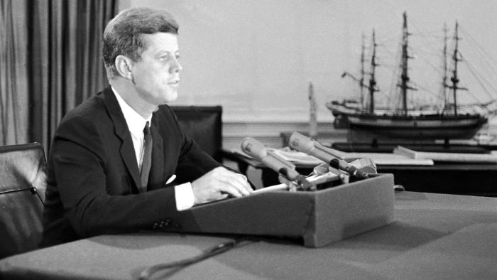 Why Was John F. Kennedy a Good Leader?
