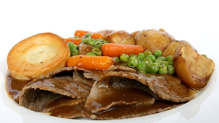 Delicious Vegetables, Potatoes and Crock-Pot Steak Recipe