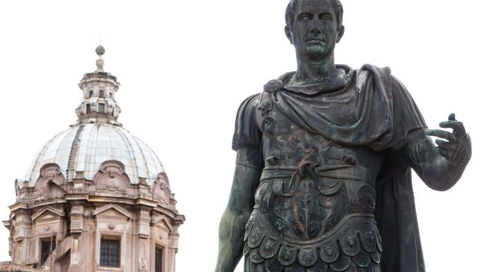 What Was Julius Caesar's Leadership Style?