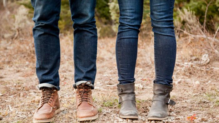 How Do You Keep Jeans Tucked Into Boots?