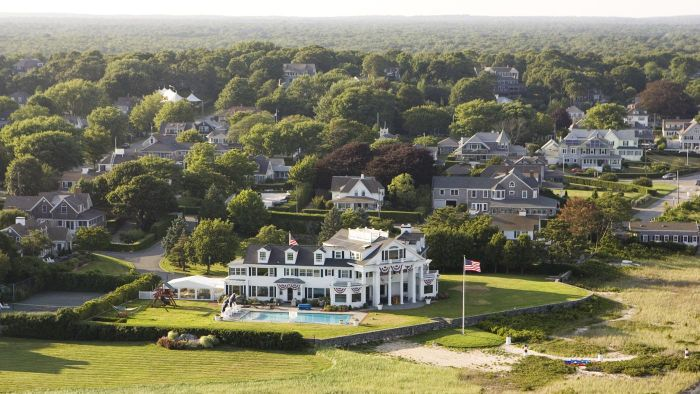 What Is the Kennedy Compound's Address?