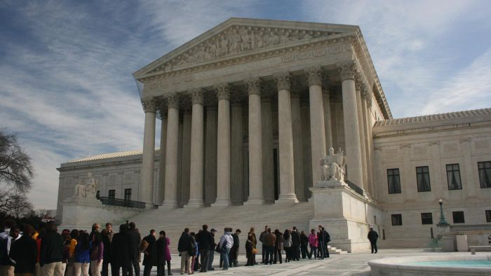 What Kind of Cases Are Heard in Federal Court?