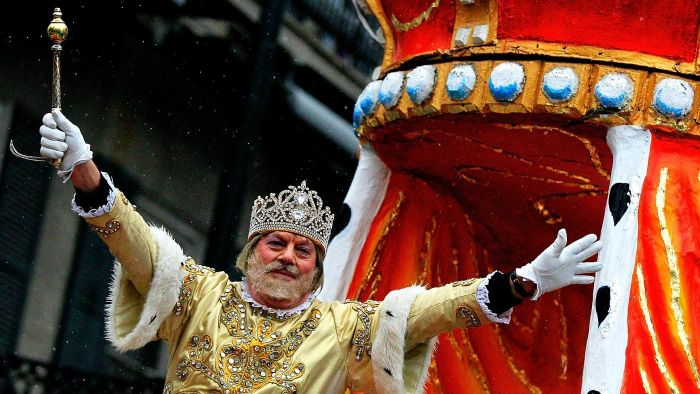 Why Is There a King of Mardi Gras and What Does He Do?