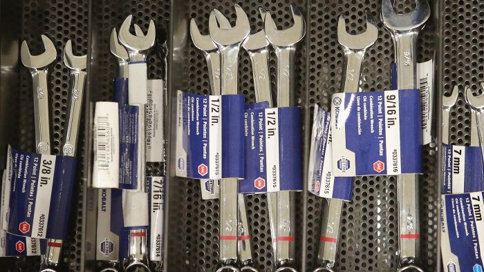 Who makes Kobalt tools?