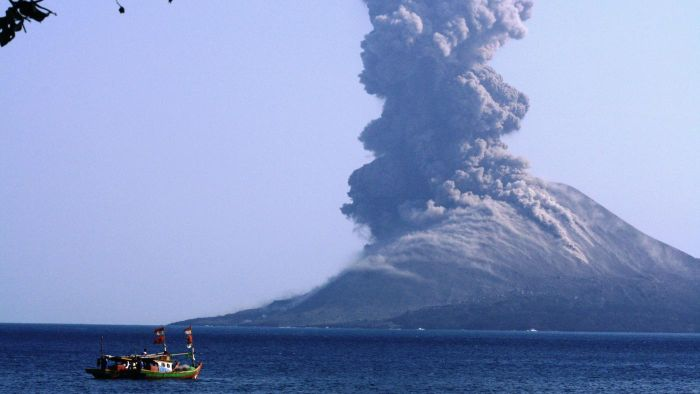 Where Is Krakatoa Located?