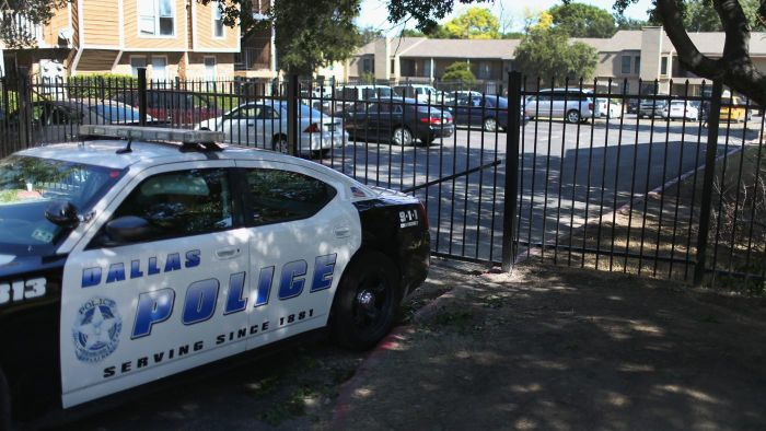 How Large Is the Dallas County Police Department?