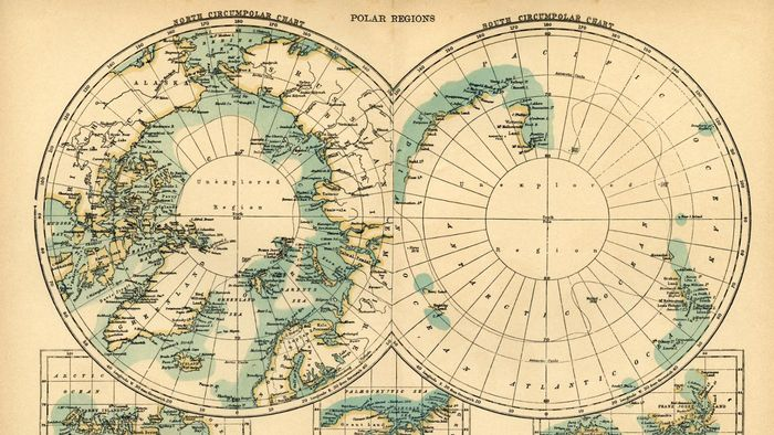 At What Latitudes Do the Arctic and Antarctic Circles Lie?
