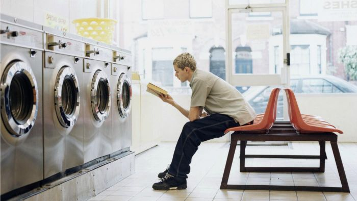 What Is a Laundromat?