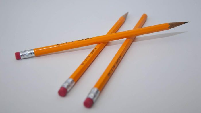 What Is the Length of an Unsharpened Pencil?