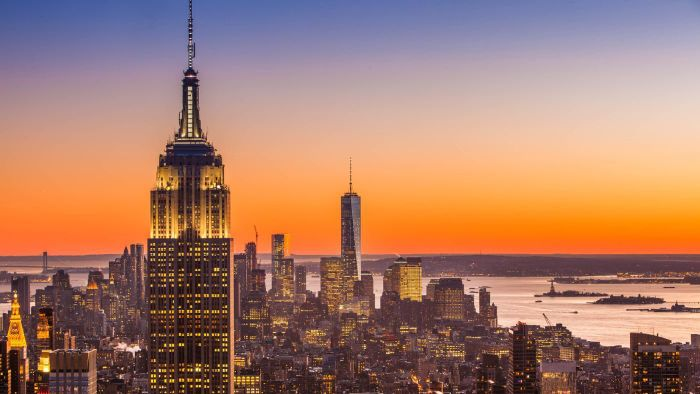 What Is the Length, Width and Height of the Empire State Building?