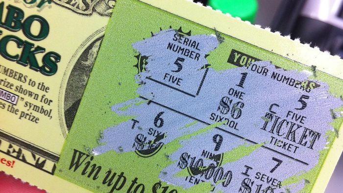 what do the letters on scratch tickets mean reference com