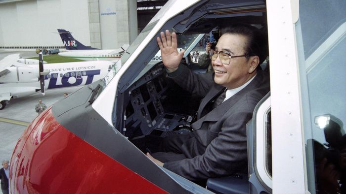 Who is Li Peng?