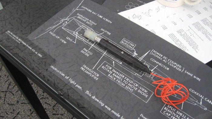 What Are Light Pens Used For?