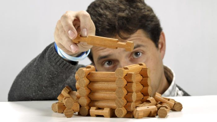 Are Lincoln Logs Named After Abraham Lincoln?