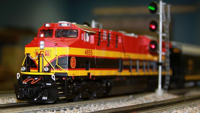 What are Lionel trains?