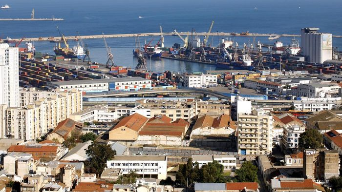 What Is a List of Algerian Ports?