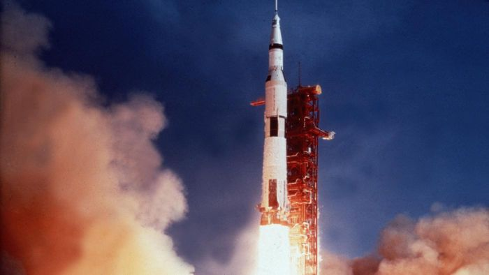 How Long Did It Take Neil Armstrong to Get to the Moon?