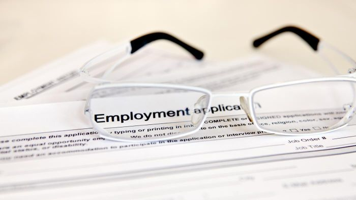 How long do employers keep applications?
